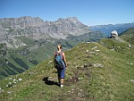 Hiking in