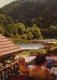 Moulin Jeannotat am Doubs,
