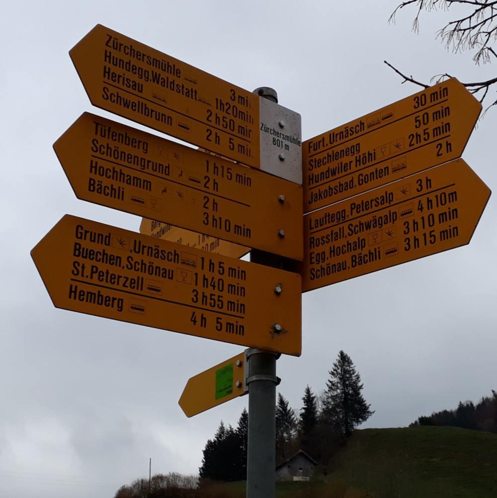 Urnsch, ein Dorf wie eine Zeitmaschine - Schweiz - Aargauer
