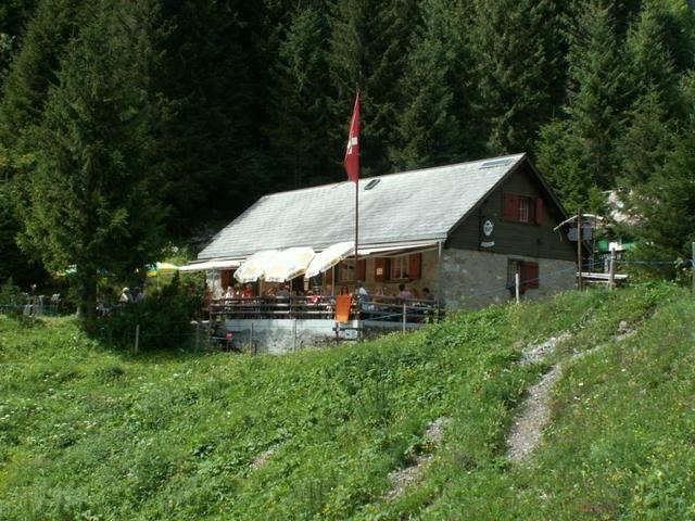 Bergbeizli Vorder Tal (Talalpsee)