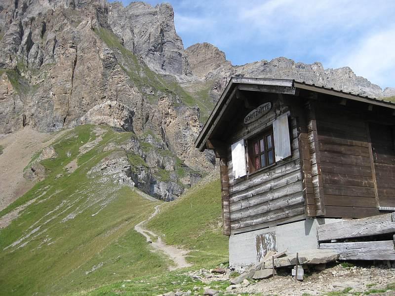 Foto Surenenpass Schutzhütte