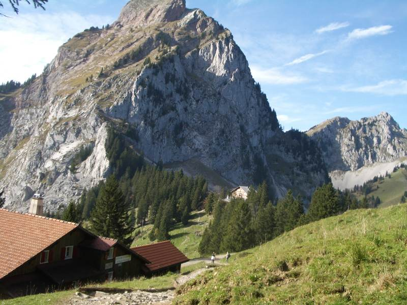 Bergpässe Schwyz