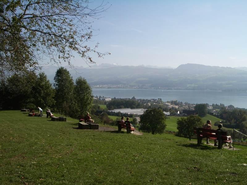 669 Pfannenstiel - Gibisnüd - Feldbach, Panoramaweg über ...