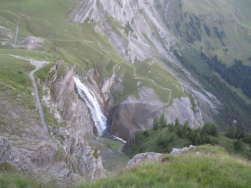 Klettersteig Engstligenalp : A engstligenalp ob adelboden aufstieg und rundwanderung
