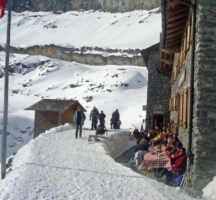 W9 Im Winter  U00fcber Den Gemmipass