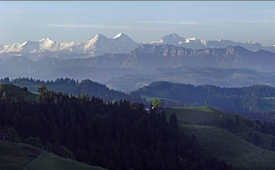 709 Heimisbach - Lüderenalp - Trub