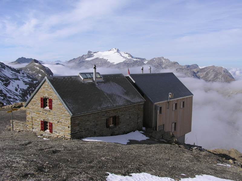 Foto Wildstrubelhütte